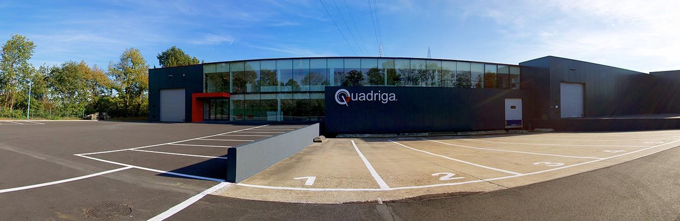 quadriga-buildings